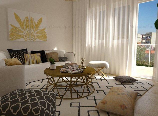 Apartament 3 camere-Sector 4-Metrou Dimitrie Leonida-Comision 0 - imaginea 1