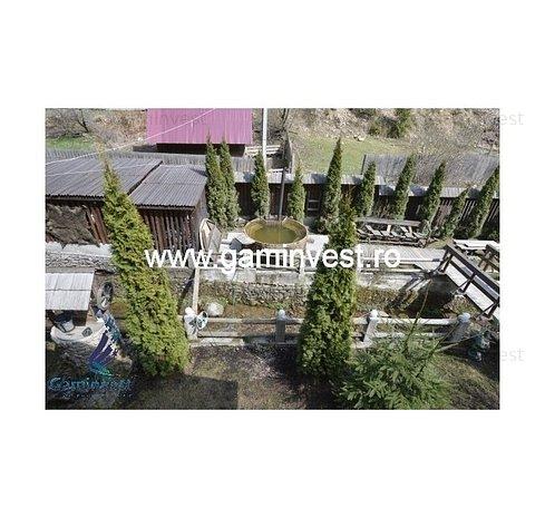 GAMINVEST - De vanzare cabana turistica cu 9 camere, Muntii Apuseni, Cluj V2048 - imaginea 1