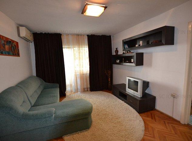 Apartament curat cu centrala termica - imaginea 1