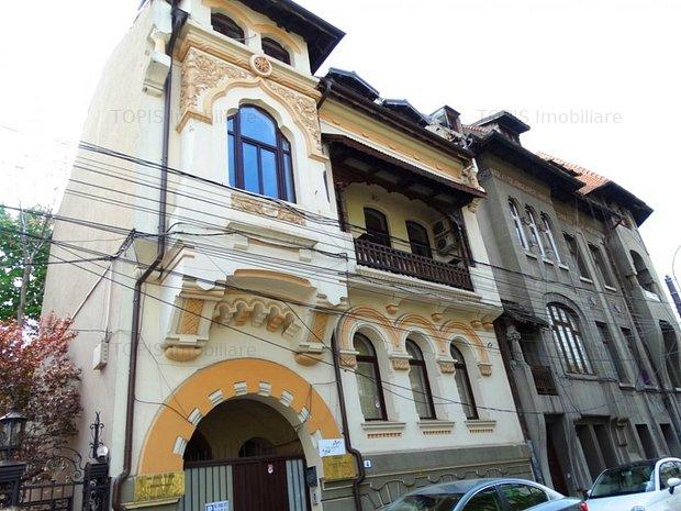 Spatiu de birou - Vila Interbelica Renovata in zona Lascar Catargiu - imaginea 2