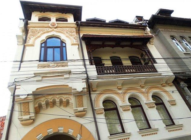 Spatiu de birou in Vila Interbelica Renovata in zona Lascar Catargiu/ Romana - imaginea 1