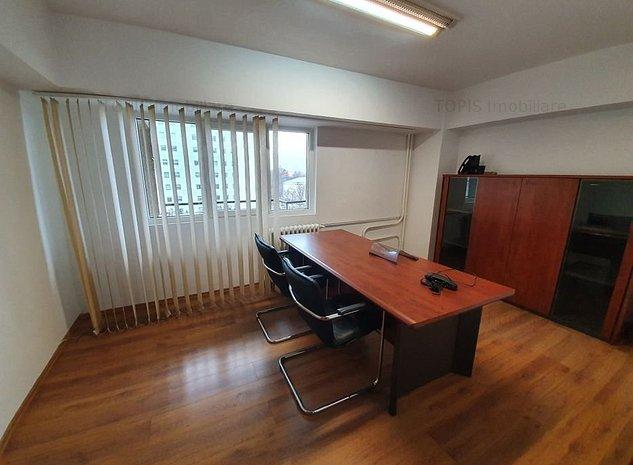 Piata Victoriei, Spatiu de birou cu 4 camere, mobilat! - imaginea 1