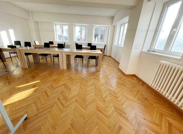 ROMANA OFFICE BUILDING / POLONA / 65 MP / METROU - imaginea 1