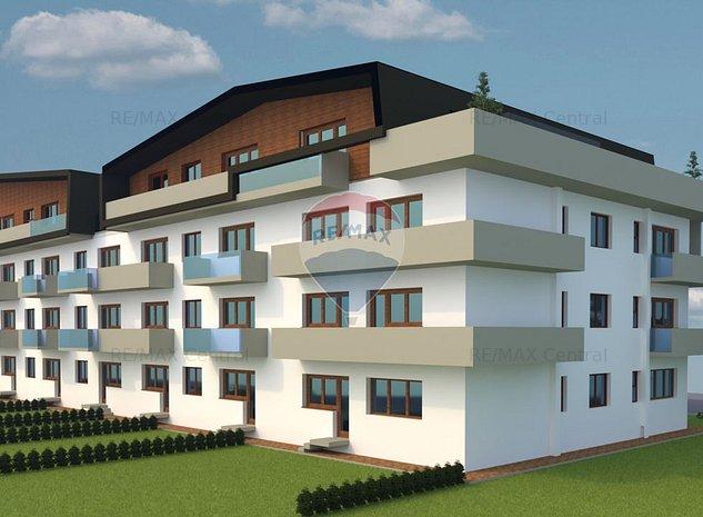 Studio proiect nou Arca Residence, zona Grivitei - imaginea 1