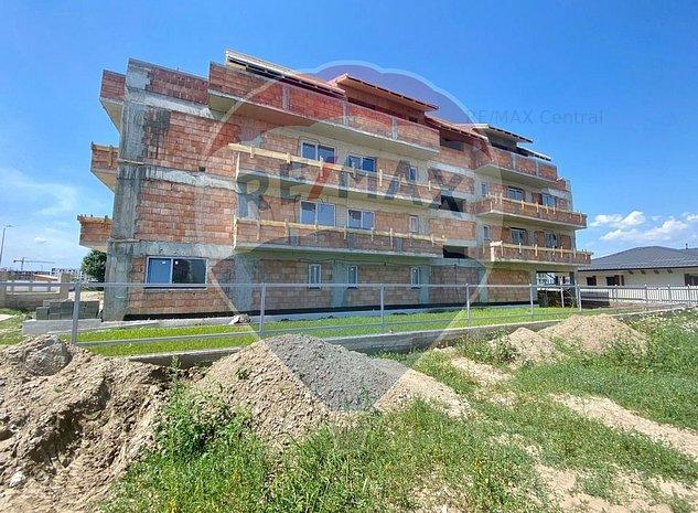 Apartament cu 2 camere, Villa Hamburg Tractorul - imaginea 1