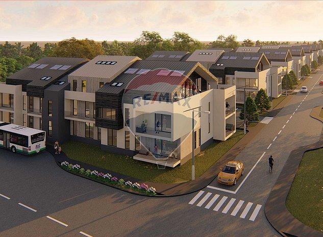 Comision 0% - UNO Residence, Apartament in bloc tip vila - imaginea 1