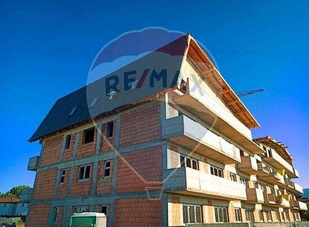 Apartament 3 camere Arca Residence, zona Grivitei - imaginea 1