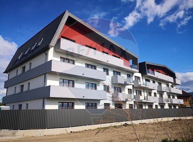 Apartament 2 camere, Arca Residence - imaginea 1