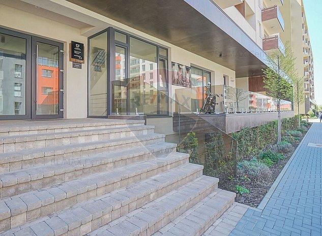 De inchiriat, apartament 2 camere Urban, zona Coresil! - imaginea 1