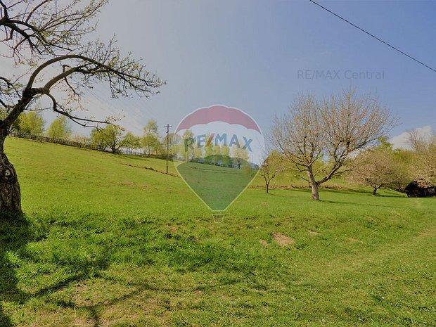 Comision 0% - Teren rezidential, zona centrala Zarnesti - imaginea 2