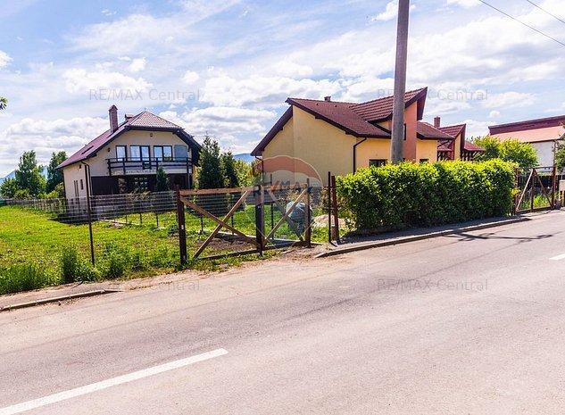 Teren 1,863mp Brasov / Strada Merilor - imaginea 1