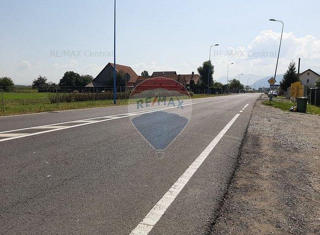 Teren 729mp Brasov / Strada Plugarilor - imaginea 1