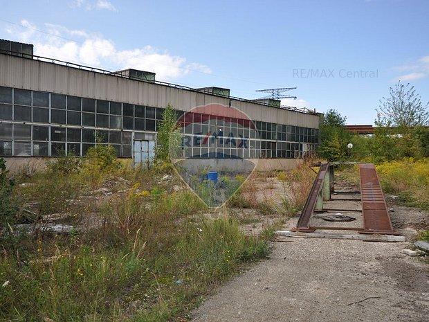 Hala industriala productie/depozitare platforma Tractorul Brasov - imaginea 1