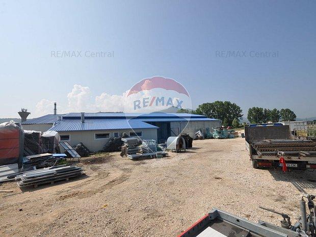 Spatiu industrial de 770mp de vanzare in zona Bartolomeu - imaginea 1