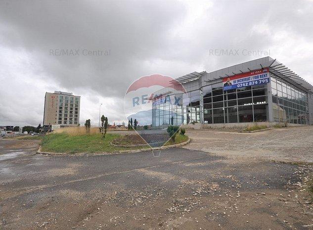 Spatiu industrial,showroom, comercial, depozitare, reprezentanta, service,Brasov - imaginea 1