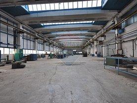 Vânzare spaţiu industrial în Ghimbav, IAR