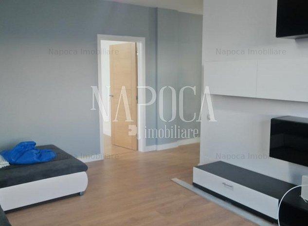 Apartament 3 camere de vanzare in Dambul Rotund, Cluj Napoca - imaginea 1