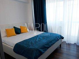 Apartament de închiriat 3 camere, în Cluj-Napoca, zona Aurel Vlaicu