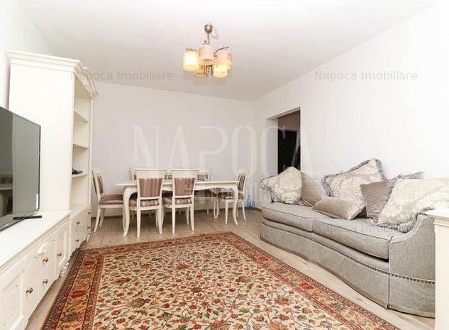Apartament 2 camere de vanzare in Borhanci, Cluj Napoca - imaginea 1