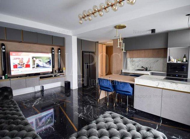 Apartament 3  camere de vanzare in Sopor, Cluj Napoca - imaginea 1