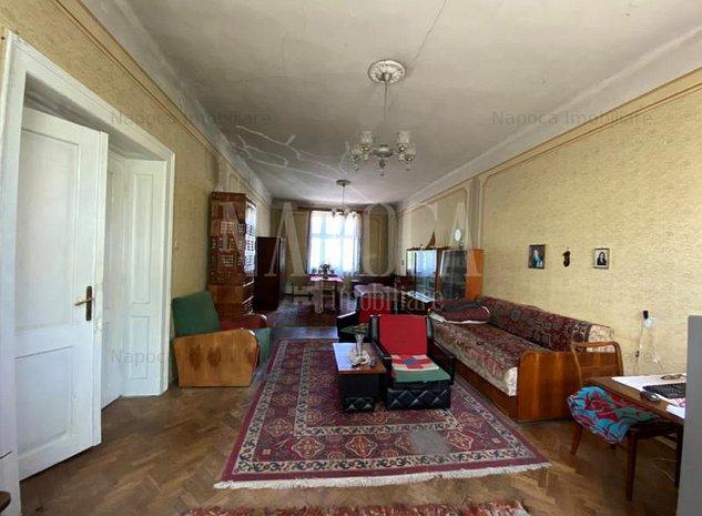 Apartament 3 camere de vanzare in Andrei Muresanu, Cluj Napoca - Comision 0% - imaginea 1