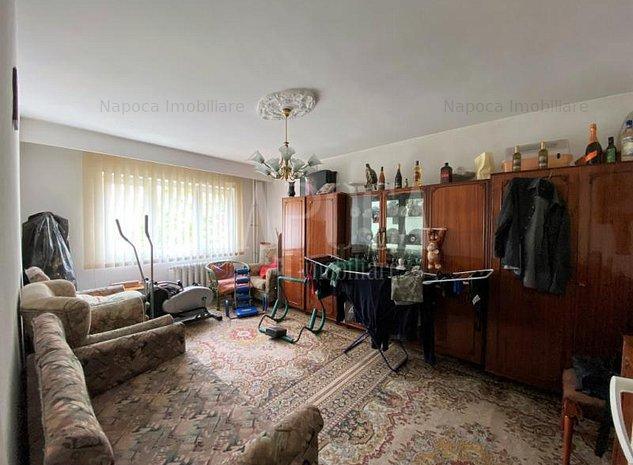 Apartament 4 camere de vanzare in Marasti, Cluj Napoca - imaginea 1