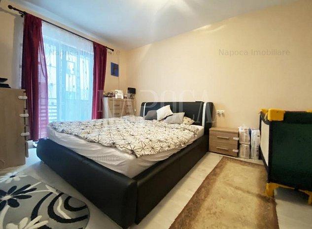 Apartament 2 camere de vanzare in Intre Lacuri, Cluj Napoca - imaginea 1
