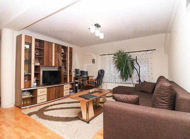 Apartament 3 camere de vanzare in Buna Ziua, Cluj Napoca - imaginea 1