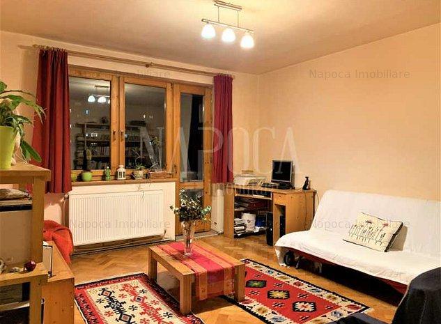 Apartament 4 camere de vanzare in Gheorgheni, Cluj Napoca - imaginea 1