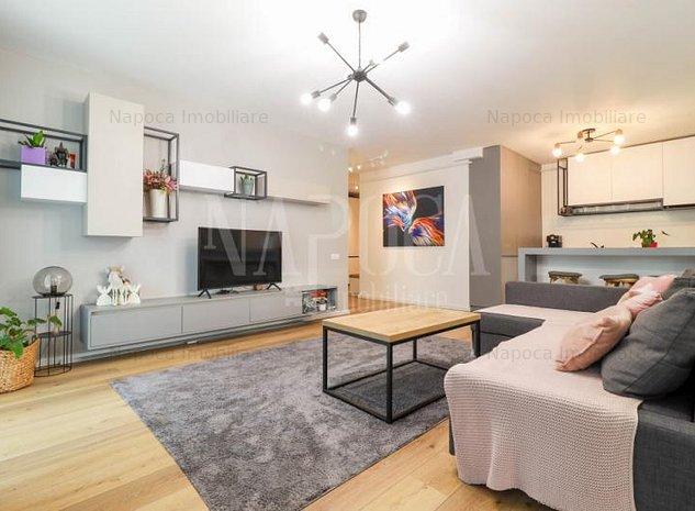 Apartament 2 camere de vanzare in Buna Ziua, Cluj Napoca... - Comision 0% - imaginea 1