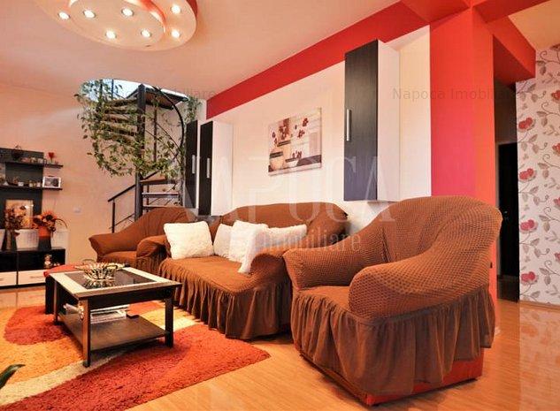 Apartament 6 camere de vanzare in Zorilor, Cluj Napoca - imaginea 1