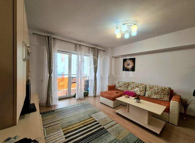Apartament 2  camere de vanzare in Gheorgheni, Cluj Napoca - imaginea 1