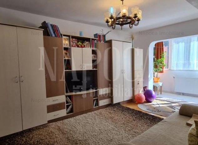 Apartament 3 camere de vanzare in Marasti, Cluj Napoca... - Comision 0% - imaginea 1