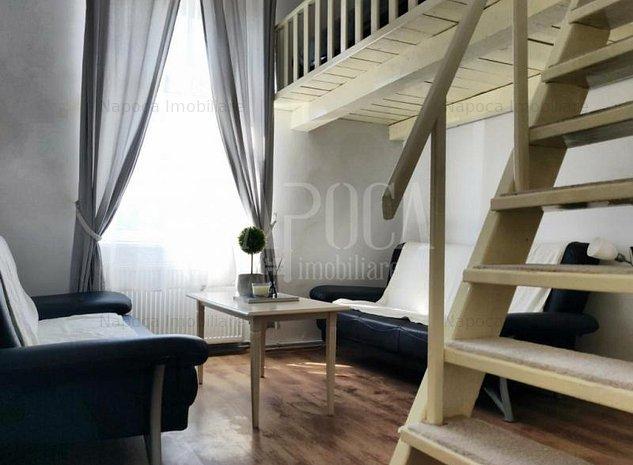 Casa 2 camere de vanzare in Centru, Cluj Napoca - imaginea 1