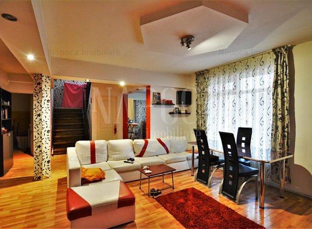 Casa 6 camere de vanzare in Manastur, Cluj Napoca - imaginea 1