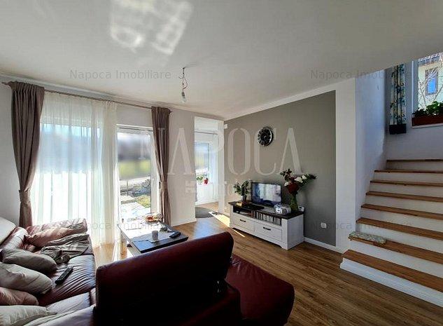 Casa 4 camere de vanzare in Borhanci, Cluj Napoca - imaginea 1