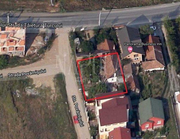 Teren intravilan pentru constructii de vanzare in Gruia, Cluj Napoca - imaginea 1