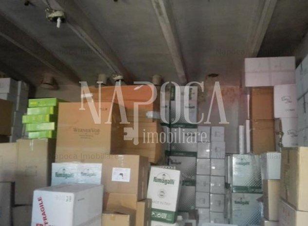Spatiu industrial de vanzare in Iris, Cluj Napoca - imaginea 1