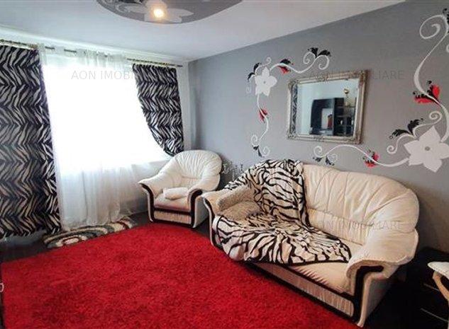 Apartament 2 camere, decomandat, Ampoi 1, - imaginea 1