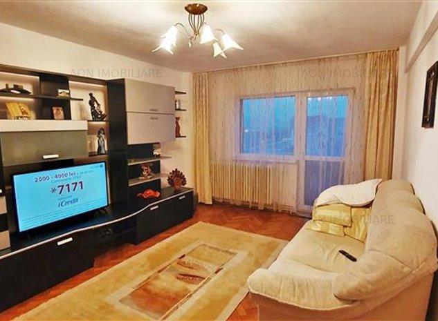 Apartament 4 camere, 80 mp utili, mobilat, utilat, zona Kaufland - imaginea 1
