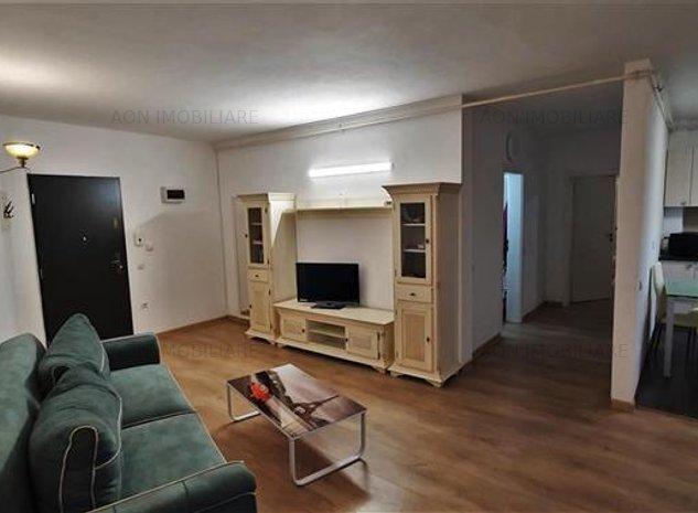 Apartament 2 camere, lux, etaj 1, langa Hotel Cetate - imaginea 1
