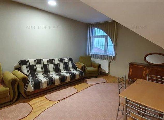 Apartament 2 camere, decomandat, 70 mp, Centru - imaginea 1