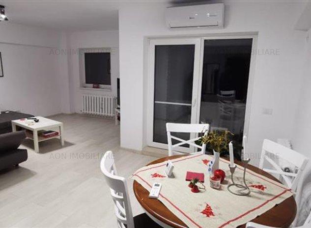 Apartament 3 camere, 80 mp, et.1, ultracentral - imaginea 1