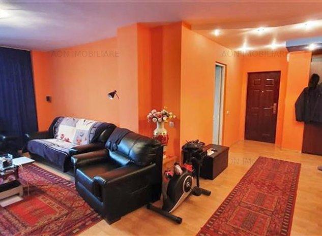 Apartament 4 camere, 80 mp, mobilat, utilat, etaj 1, ultracentral - imaginea 1