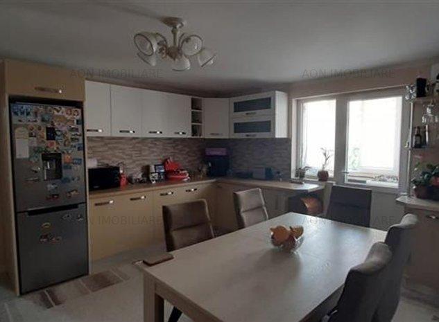 Apartament cu 2 dormitoare, finisat, mobilat, Ampoi 1 - imaginea 1