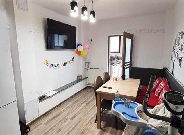 Apartament 3 camere, decomandat, Ampoi 3, mobilat si utilat - imaginea 1