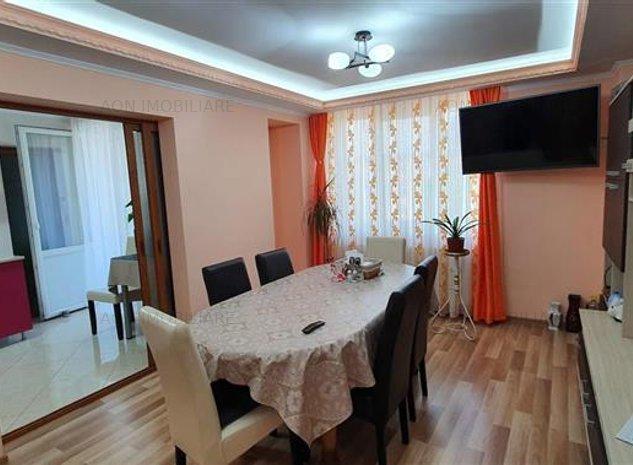 Apartament 4 camere, etaj 2, Ampoi 3, mobilat, utilat - imaginea 1