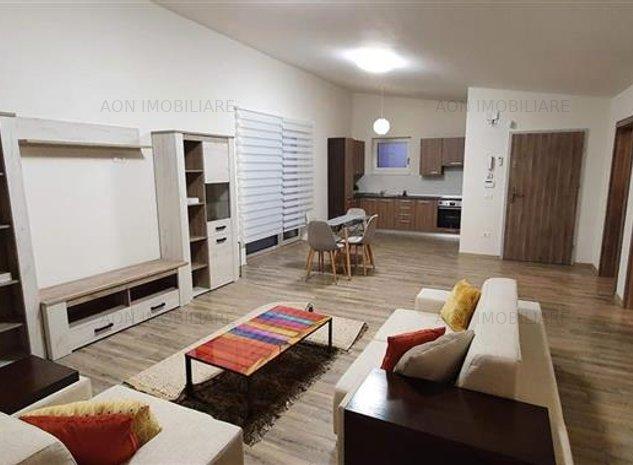 Apartament 3 camere, tip penthouse, 95 mp, cladire noua, zona de case - imaginea 1
