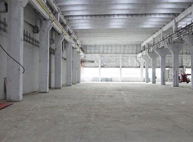 Hala industriala 2000 mp - imaginea 1