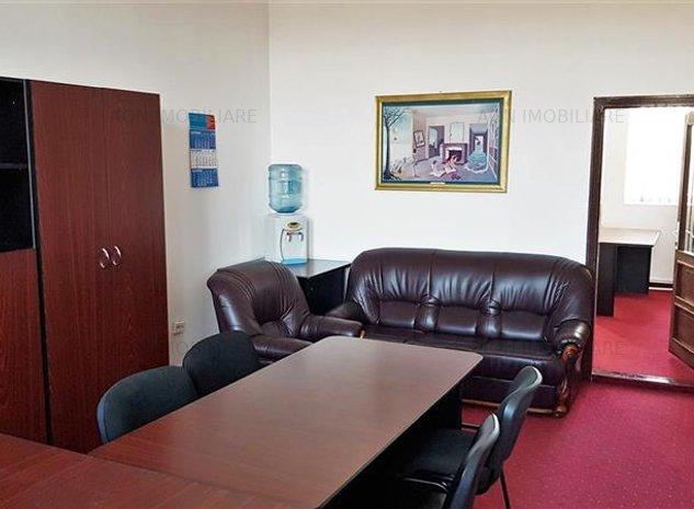 Spatiu de birouri, 3 camere, 55 mp utili, ultracentral - imaginea 1